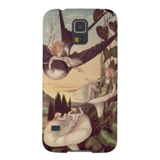 """Ejemplo a """"Thumbkinetta"""", por el cristiano de Hans Funda Para Galaxy S5"""