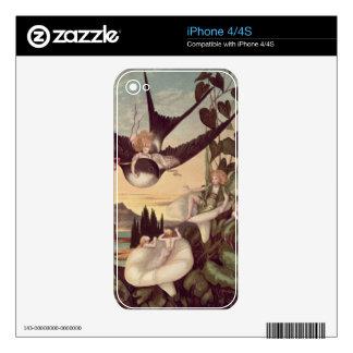 """Ejemplo a """"Thumbkinetta"""", por el cristiano de Hans iPhone 4S Skin"""