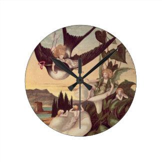 "Ejemplo a ""Thumbkinetta"", por el cristiano de Hans Reloj De Pared"