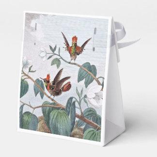 Ejemplo Acerino-Necked del colibrí Cajas Para Regalos