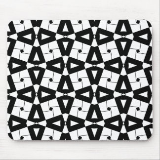 Ejemplo artístico de los ornamentos tapetes de ratón