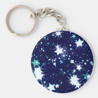 Ejemplo brillante de las estrellas llaveros