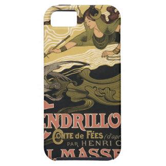 Ejemplo Cenicienta del cuento de hadas de Nouveau iPhone 5 Case-Mate Protector