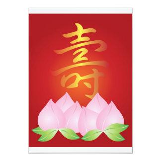 Ejemplo chino de la longevidad de la caligrafía anuncio