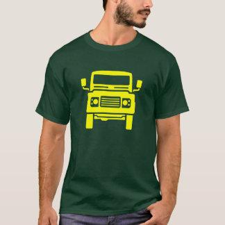 Ejemplo clásico de Land Rover Playera