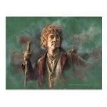 Ejemplo de Bilbo Tarjetas Postales