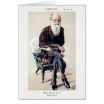 Ejemplo de Charles Darwin Vanity Fair Tarjetas