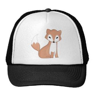 Ejemplo de Digitaces de un Fox lindo Gorro De Camionero
