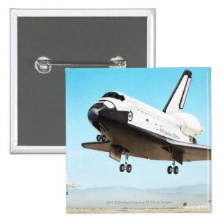 Ejemplo de Digitaces del transbordador espacial Pin Cuadrada 5 Cm