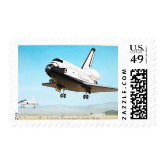 Ejemplo de Digitaces del transbordador espacial Sello