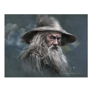 Ejemplo de Gandalf Tarjeta Postal