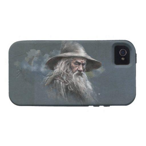Ejemplo de Gandalf Vibe iPhone 4 Funda