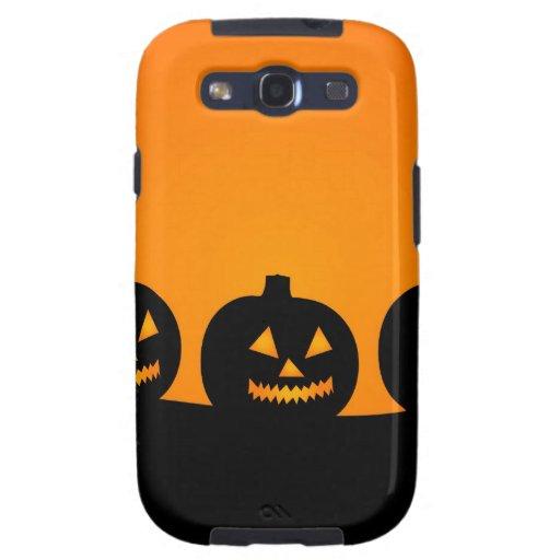 Ejemplo de Halloween Galaxy SIII Coberturas