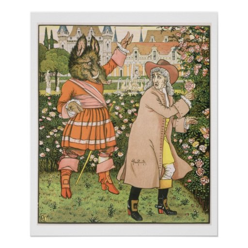 Ejemplo de la belleza y de la bestia, 1901 (colo impresiones