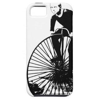 Ejemplo de la bicicleta del comino del penique del funda para iPhone SE/5/5s