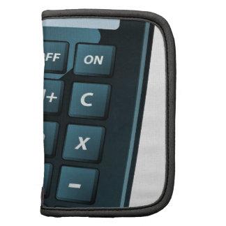 Ejemplo de la calculadora planificadores