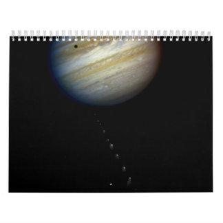 Ejemplo de la foto del cometa P: Calendarios De Pared