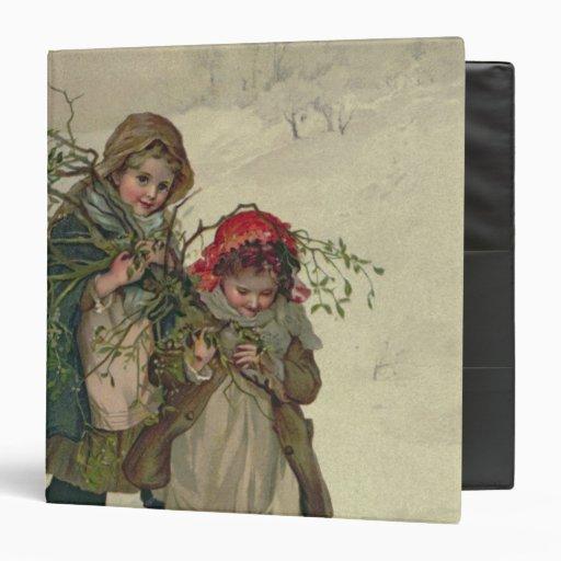 """Ejemplo de la hada del árbol de navidad, pub. 1886 carpeta 1 1/2"""""""
