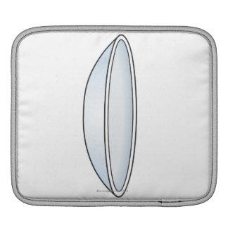 Ejemplo de la lente de contacto fundas para iPads