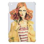 Ejemplo de la moda de Karen Elson iPad Mini Protector
