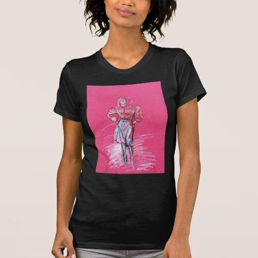 Ejemplo de la moda, diseño por TJ Conway Polera