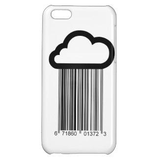 Ejemplo de la nube del código de barras