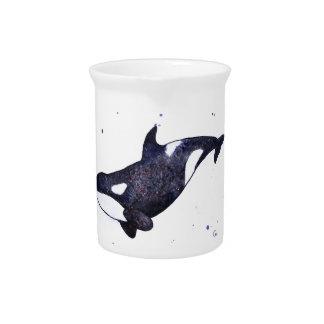 Ejemplo de la orca de la orca jarrones