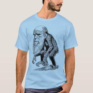 Ejemplo de la original de Charles Darwin Playera