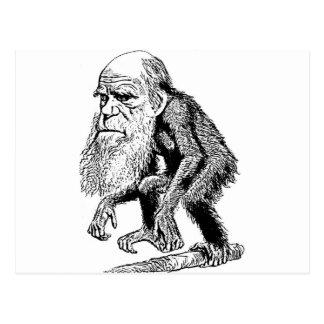 Ejemplo de la original de Charles Darwin Tarjetas Postales