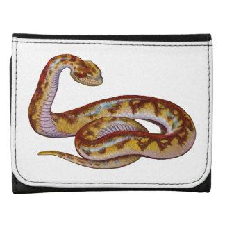 Ejemplo de la serpiente del vintage