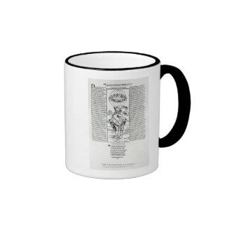 Ejemplo de la sífilis, 1496 taza de café