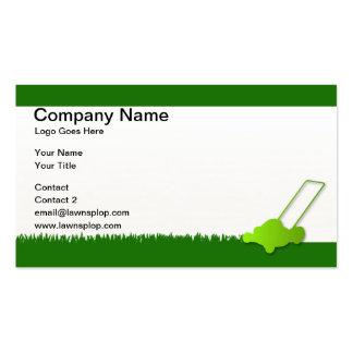 ejemplo de la tarjeta de visita del cuidado del cé