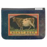 Ejemplo de la vaca del rosbif del vintage - encien