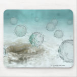Ejemplo de las células de la gripe aviar tapetes de ratón