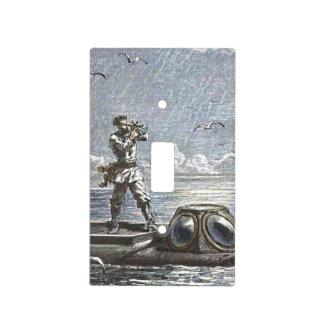 Ejemplo de las ligas de capitán Nemo Verne 20.000 Tapas Para Interruptores
