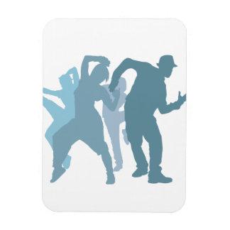 Ejemplo de los bailarines de Dubstep Iman