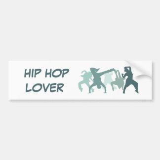 Ejemplo de los bailarines de Hip Hop Pegatina Para Auto