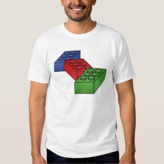 Ejemplo de los bloques huecos camisas