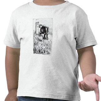 Ejemplo de los 'viajes de Gulliver Camiseta