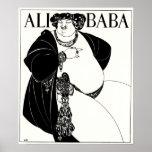 Ejemplo de Nouveau del arte: Beardsley - bizcocho  Posters