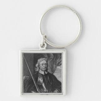 Ejemplo de Oliver Cromwell Llavero Personalizado