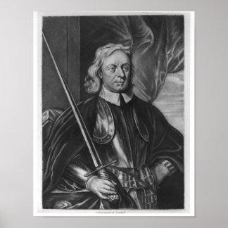 Ejemplo de Oliver Cromwell Impresiones