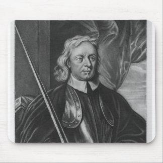 Ejemplo de Oliver Cromwell Alfombrillas De Ratón