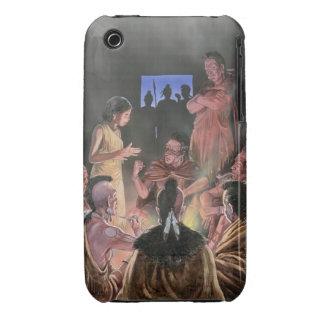Ejemplo de Pocahontas que le habla iPhone 3 Carcasa