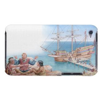 Ejemplo de Pocahontas y de su padre iPod Touch Coberturas