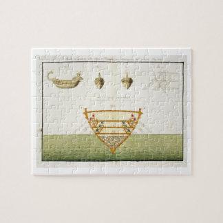 Ejemplo de un Polyreme romano, placa 26, clase Rompecabezas Con Fotos