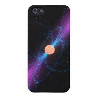 Ejemplo de un pulsar iPhone 5 funda