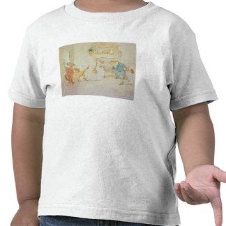 Ejemplo 'de una rana que él un Go que cortejaba Camiseta