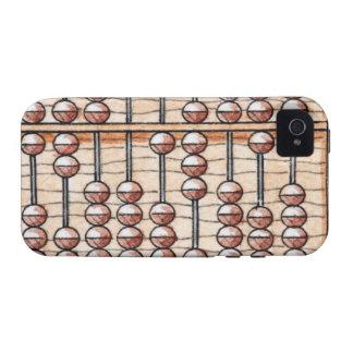 Ejemplo del ábaco Case-Mate iPhone 4 fundas