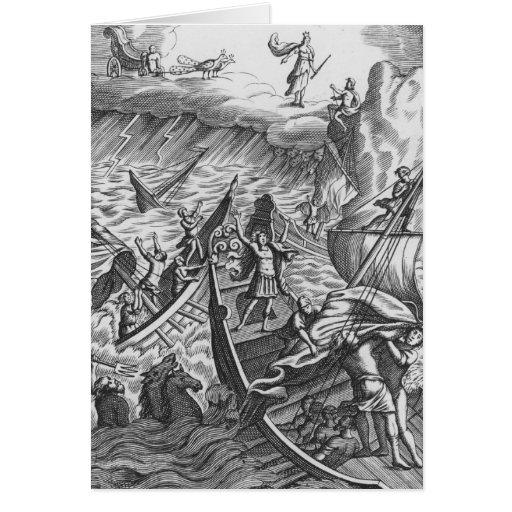 """Ejemplo """"del Aeneid"""" por Virgil Tarjetas"""
